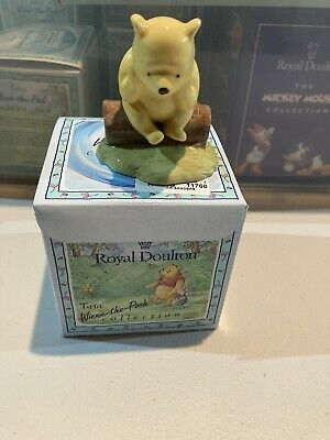 Royal Doulton Winnie The Pooh Collection - WP36 Mr Sanders • 8£