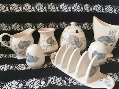 Collection Of Axe Vale Pottery Devon • 25£