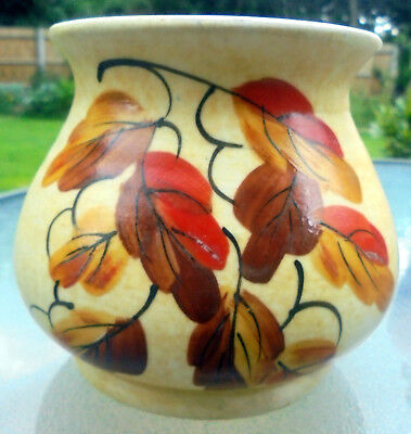 Fine And Rare Art Deco Radford Burslem Pottery Vase • 19.99£