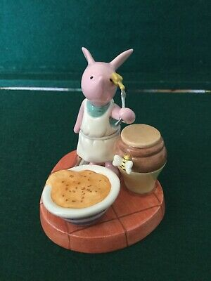 Disney Royal Doulton Winnie The Pooh Piglet Cooking Collection Figurine • 5.50£
