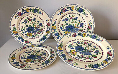 Bundle Of 4 Mason's Patent Ironstone China  Regency  Set • 7.99£