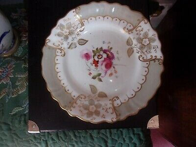 Hand Painted Decorative Plate In V Gc. Maybe Royal Worcester ?? • 28£