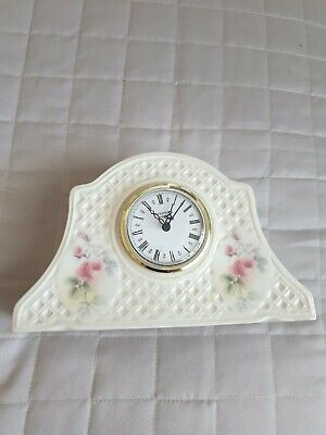 Donegal China Clock • 6.70£