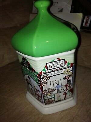 Wade For Boots Goose Fair Cookie /sweets Lidded Container • 18.95£