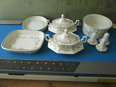 Collection Of Eternal Beau Pottery Various Pieces Johnson Brothers Plates • 0.99£