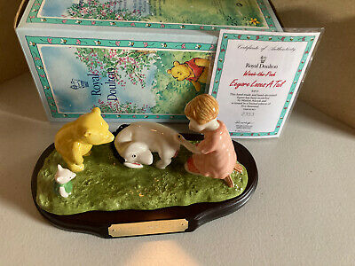 Royal Doulton: The Winnie-the-Pooh Collection - WP15 In Excellent Condition • 45£