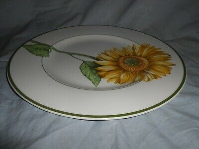 Villeroy & Boch Flora Country Collection Sunflower 27cm Dinner Plate  • 30£