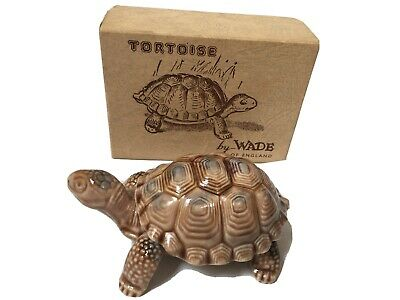 Wade Porcelain Tortoise Trinket Box With Box • 1.70£