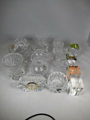 Joblot Glass And Crystal Items • 0.99£