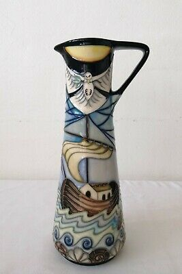 Moorcroft Winds Of Change Jug By Rachel Bishop 1999 Limited Edition  • 100£