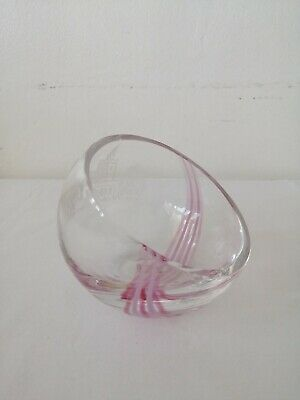 Caithness Glass Bowl Candy Dish  • 5£