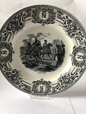 Napoleon  - At The Battle Of D'Iena  - 14 October 1806 - Commemorative Plate • 15£