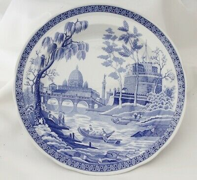 Spode The Blue Room Collection Rome 10.5   Inch Plate • 9.99£