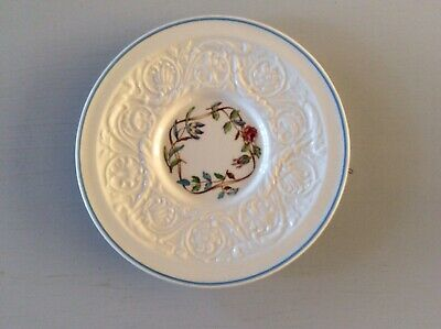 Wedgewood Patrician Argyle Coffee Cup And Saucer • 6£
