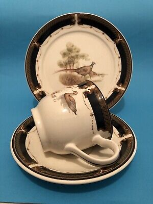 Noritake Keltcraft Cup Saucer And Plate • 12£
