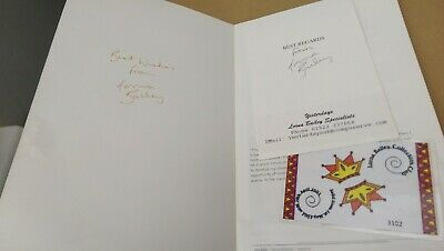 LORNA BAILEY : THE FIRST MILLENIUM BOOK SIGNED PERSONALLY BY LORNA + Extras • 29.99£