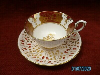Vintage Tuscan Fine English Bone China Cup & Saucer • 9.50£