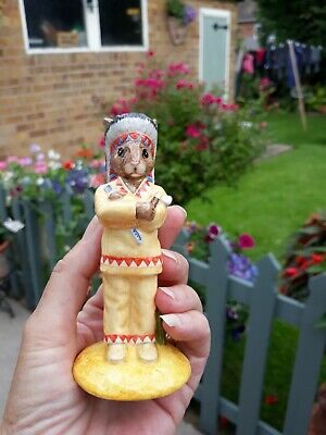 Royal Doulton Indian Bunnykins Special Edition Boxed With Certificate  • 16£