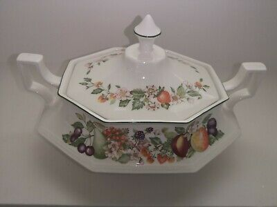 Johnsons Brothers Fresh Fruit Lidded Tureen Great Condition  • 15£