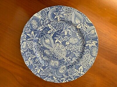 Blakeney Provence Blue And White Plate • 10£