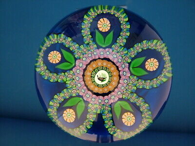 Stunning PP69 Perthshire Paperweight • 320£