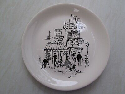 Alfred Meakin Large Dinner Plate In The Parisienne / Paris Design  • 9.50£