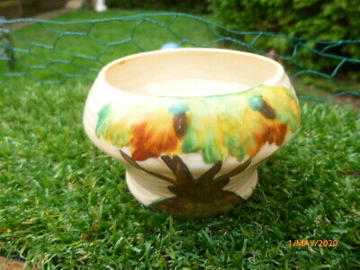 Collectable :  Vintage * Carltonware * Lovely Detailed Pot Only £4.49 • 4.49£