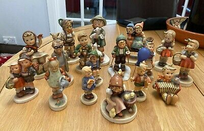 Collection Of Rare Hummel Figurines • 11.50£
