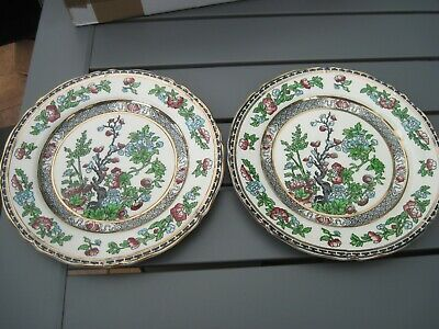 MIDWINTER SIDE PLATE X 2. Indian Tree • 9.99£