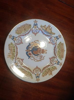 Charles And Diana Caverswall Wedding Plate • 12£