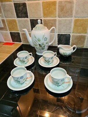 Lovely Tea Set   Clovelly   Woods And Sons X 10 Pieces  • 25£
