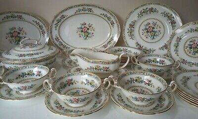 EB Foley MING ROSE Dinner Service Items Choose Your Replacements/Spares China  • 39.95£