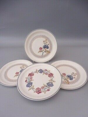 Boots  Dinnerware Camargue  Four  8 Inch Luncheon Plates  • 17.99£