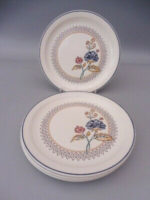 Boots  Dinnerware Camargue  Five Dinner Plates • 19.99£