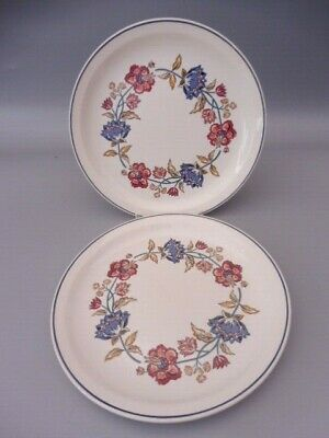 Boots  Dinnerware Camargue  Two Tea  Plates • 10.99£