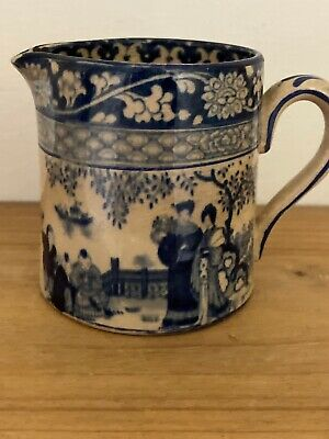 Antique Booths Silicon China  Ming  Pattern Milk Cream Jug • 10£