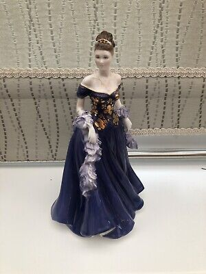 Royal Worcester 'Lauren' CW524 FIGURINE OF THE YEAR 2001 • 89.99£