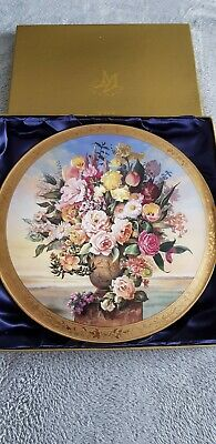 Royal Albert   Tomorrow's Dawn  Decorative Plate. Boxed Limited Edition.  • 5£