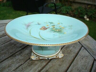 Royal Worcester Cake Stand • 2.20£