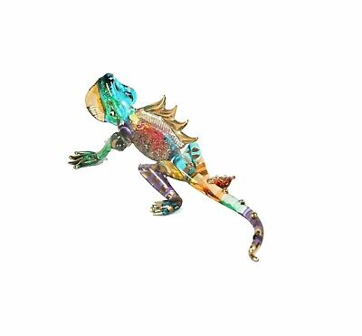 Glass Iguana Small • 9.95£