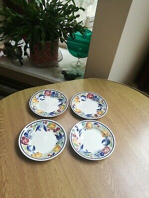 Churchill Paloma 4 X Side Plates 6.5  Super Condition • 10£