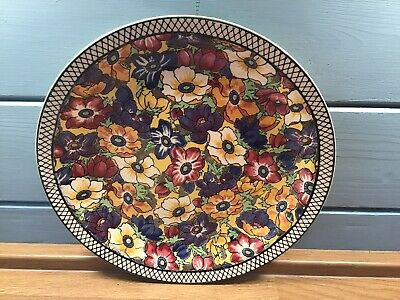 Royal Doulton Anemone D5856 Cabinet Plate • 20£