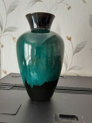 Blue Mountain Pottery Large Tall Vase • 35£