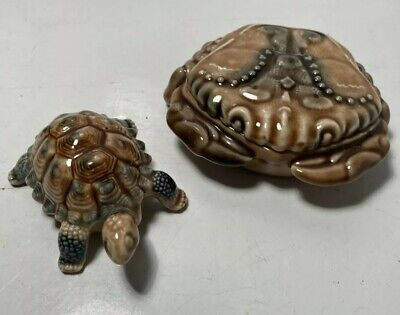 Wade Crab Trinket Dish And Wade Tortoise • 4.99£