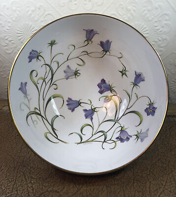 Spode Campanula Fine Bone China Bowl • 5£