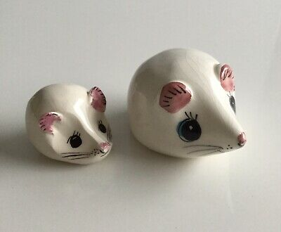 Philip Laureston Mice Mouse  X 2 Two Vintage Babbacome • 5£