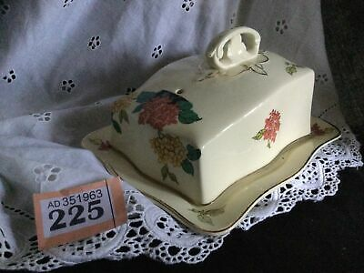 Alfred Meakin Butter Dish • 20£