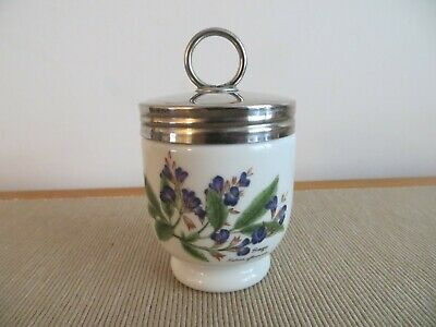 Royal Worcester Small Egg Coddler WORCESTER HERBS • 7.99£