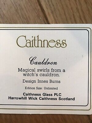 Caithness Paperweight Limited Edition • 9.80£