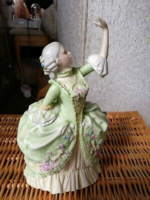 Franklin Mint Figurine Sophia 1982 • 4.50£